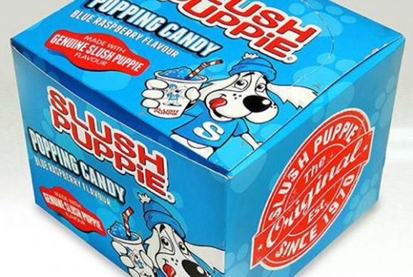 Slush Puppy Popping Candy (50pk)